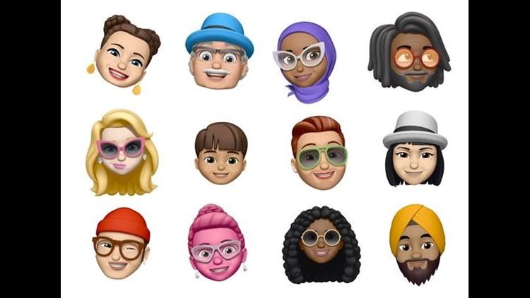 Memoji is coming in iOS 12.