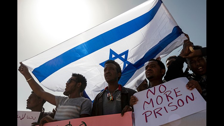 Israel Suspends UNHCR Deal on African Migrants