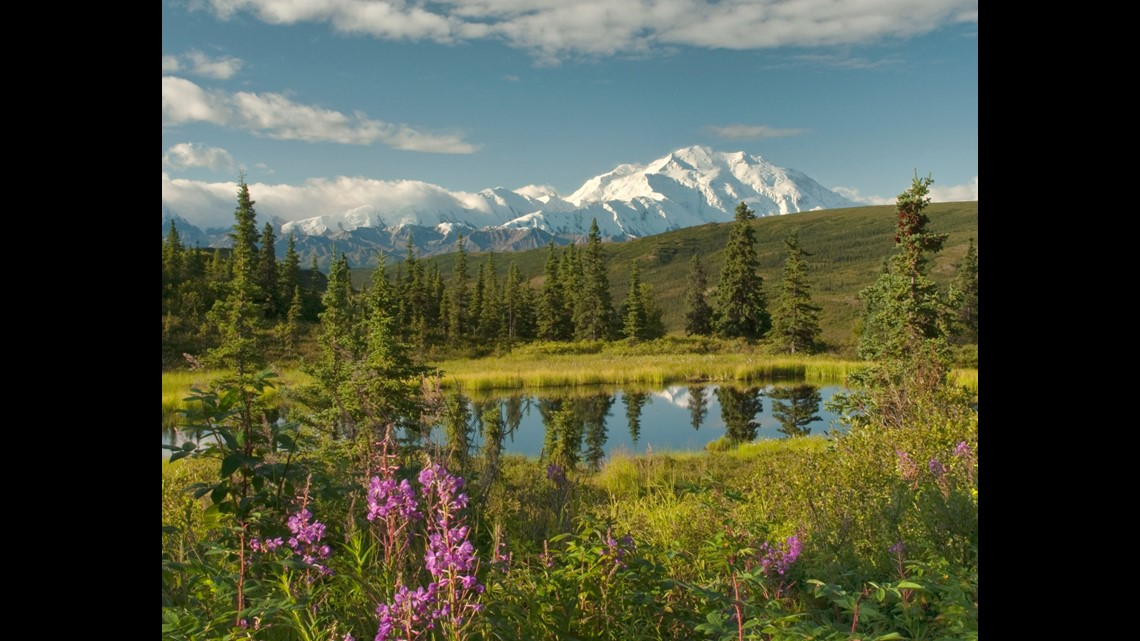 Landforms Of Maryland, Alaska The Denali Range In Alaska Boasts The Highest Mountain Peak In North America Making It A Popular Destination For Climbers And Sightseers Alike, Landforms Of Maryland