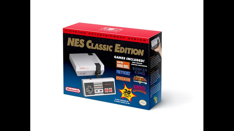 NES Classic Edition to return to stores in June