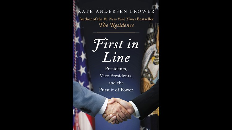 """""""First in Line"""" by Kate Andersen Brower."""