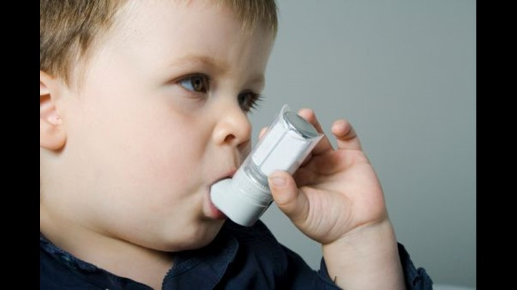 toddler and asthma