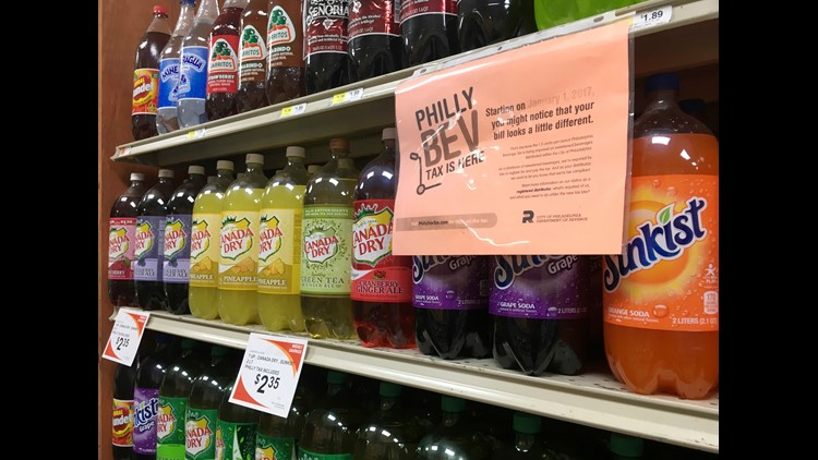 Philadelphia, the nation's largest city with a soda tax, has the right to charge its1.5-cents-per-ounce levy on sweetened beverages, the state Supreme Court ruled in a bitter defeat for retailers and distributors.