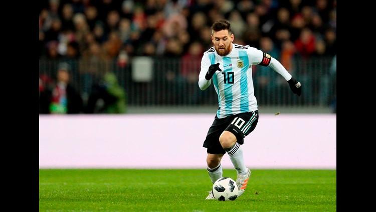 2. Lionel Messi,Argentina