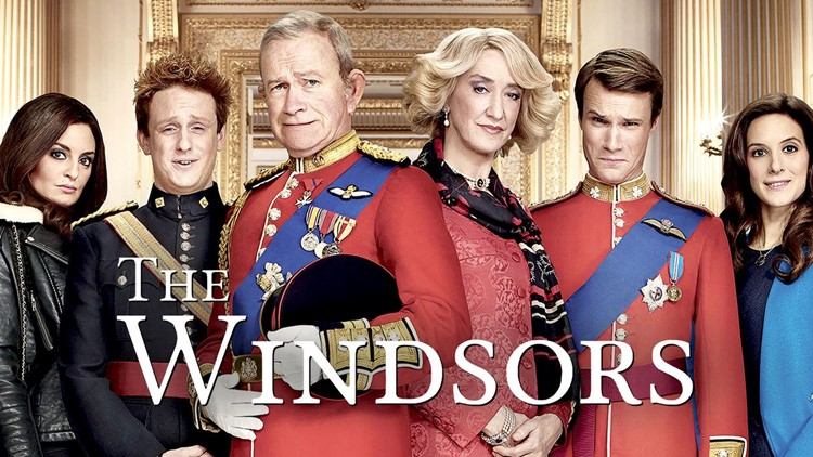 """The Windsors,"" Netflix."