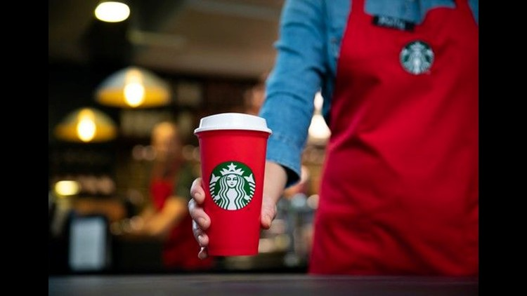 Starbucks' Happy Hour brings three days of buy-one-get-one free espresso drinks
