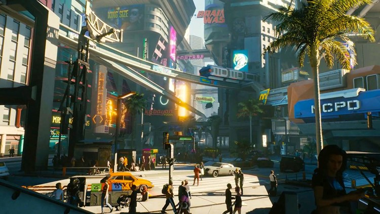 CD Projekt Red's ambitious first-person role-playing game paints a dark and dystopian future. Your decisions will affect the game's outcome.