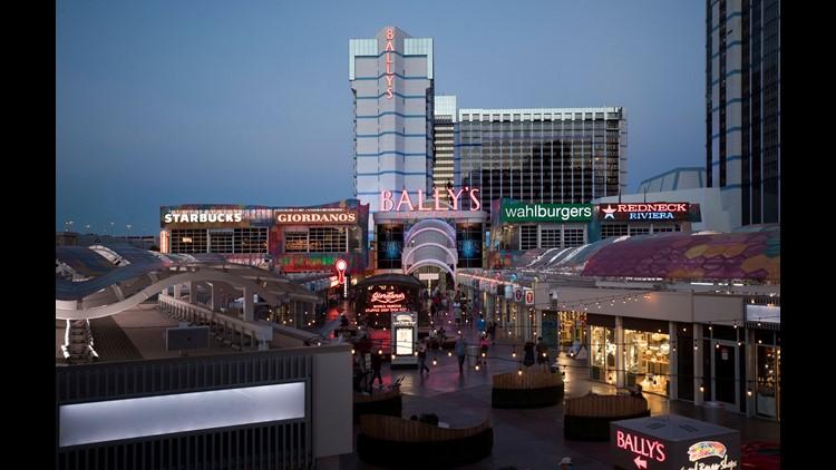 Bally s Las Vegas renovates Resort Tower