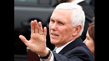 Mike Pence challenges China at Asia-Pacific economic summit