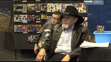'He's my best friend' | Texas third-grader raises money for school custodian