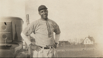 Black pitcher barred from major leagues, now championed by Minnesotan