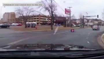 Charges filed after toddler tumbles out of car in Minnesota