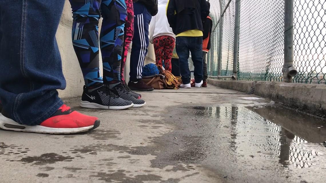 Federal judge halts Trump asylum policy keeping migrants waiting in Mexico