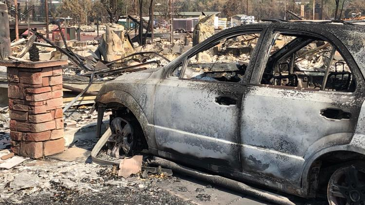 Oregon wildfires: 9 people dead, more than 4,000 homes destroyed