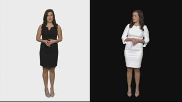 It's true! Wearing black makes you look slimmer, science says