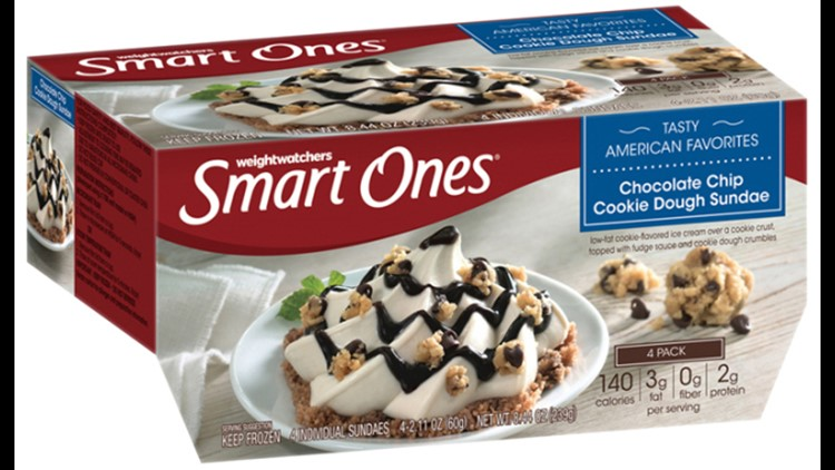 """<p>Weight Watchers is voluntarily recalling its """"Smart Ones Chocolate Chip Cookie Dough Sundae"""" frozen desserts due to possible Listeria contamination.</p>"""