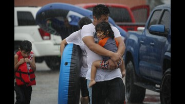 Hurricane Harvey's devastation in photos