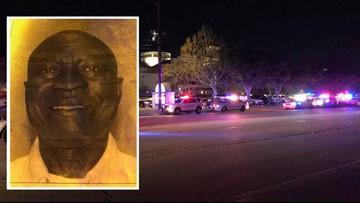 Man accused of killing wife, wounding daughter parking lot shooting at Cypress church