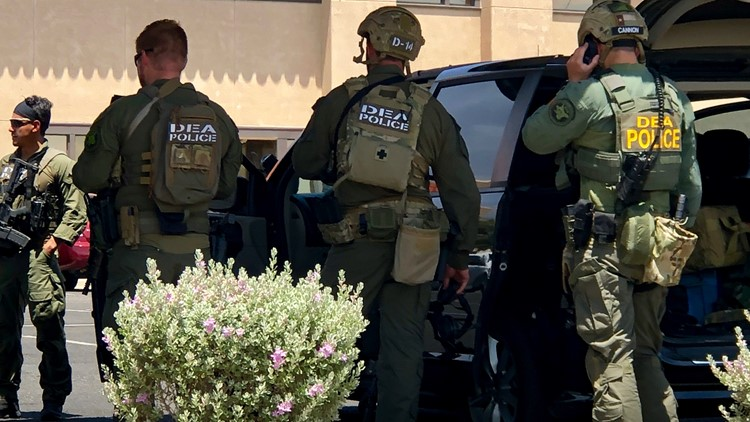 Multiple people killed during mass shooting in El Paso
