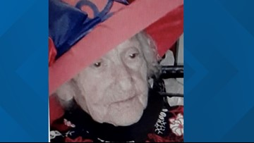 Texas woman, mother of 13 celebrates 100 years of life