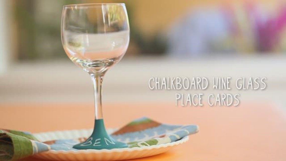 How to Make Event Place Cards