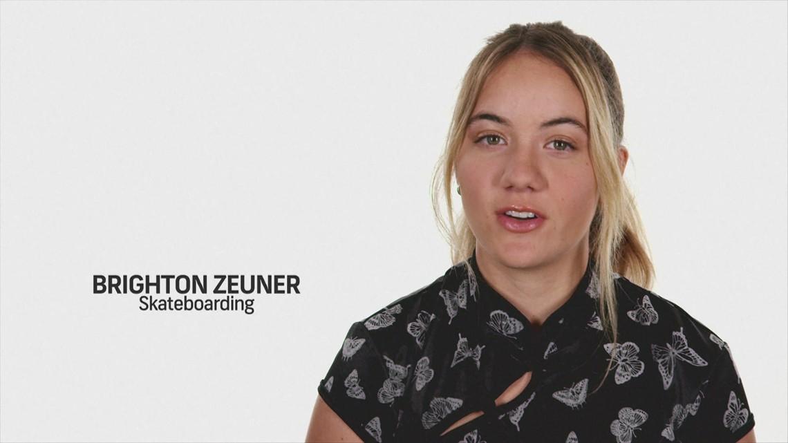 US Olympic profile: Brighton Zeuner