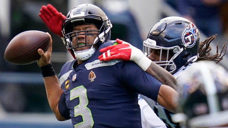 Titans defeat Seahawks 33-30 in overtime of Seattle's home opener