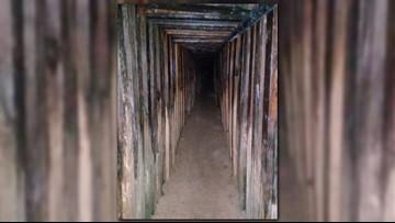 Cross-border drug tunnel found under former KFC restaurant in Arizona