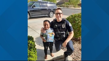 A 5-year-old boy dialed 911 for a Happy Meal, so a police officer took care of his 'emergency'