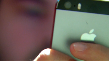 New report shows 'sexting' starts earlier than a lot of parents think