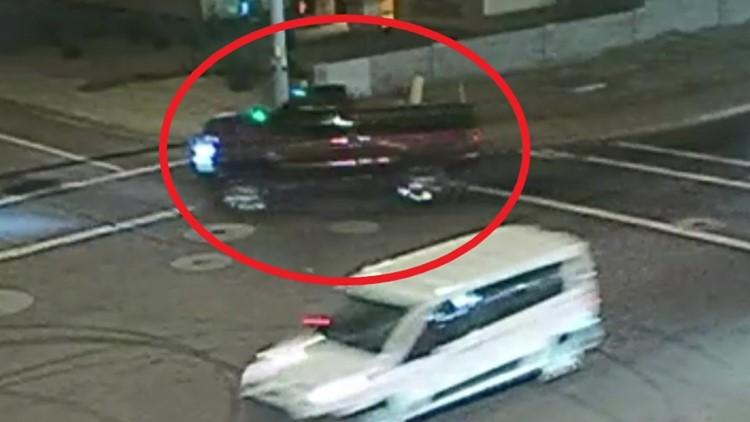 hit and run suspect Glendale fatal crash