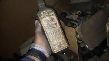 Illinois family discovers prohibition-era secrets in the attic