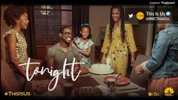 'This Is Us' returns tonight