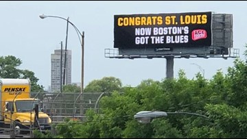 Hey look, Boston showed some class after they lost