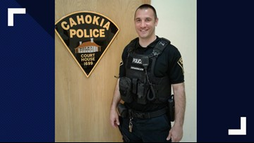 Cahokia officer drives man to job interview after pulling him over