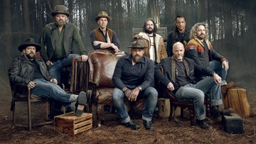 Zac Brown Band coming to Knoxville March 5