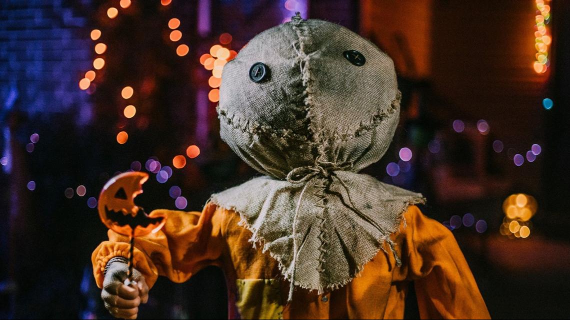 31 Days of Horror | Arkansas photographer recreates iconic horror movies, scenes for Halloween