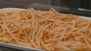 How Idaho's cold October might affect the nation's French fry supply