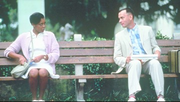 'Forrest Gump' returns to the big screen this week in honor of 25th anniversary