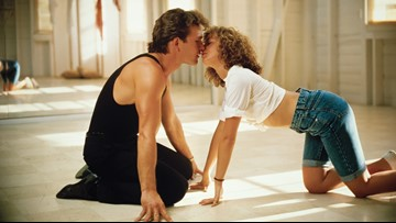 'Dirty Dancing' returns to theaters in time for Valentine's Day