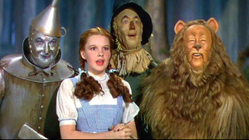 'The Wizard of Oz' returns to theaters for 80th anniversary