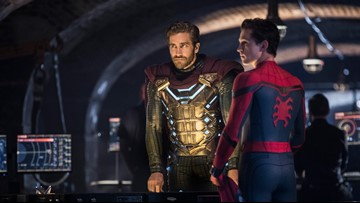 'Spider-Man: Far From Home' soars with $185.1M over six-day holiday weekend