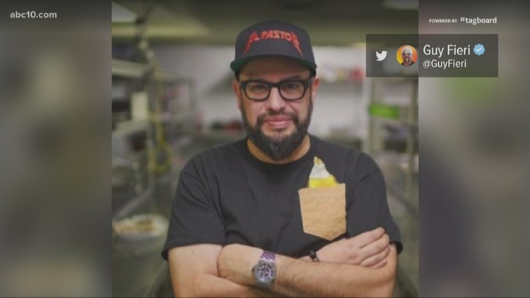 Report: Food Network star Carl Ruiz's cause of death revealed