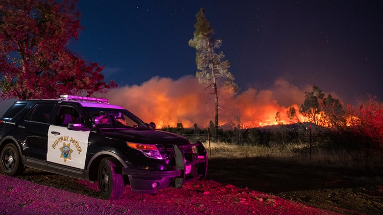 Shasta County District Attorney now looking at PG&E's involvement in Zogg Fire's cause