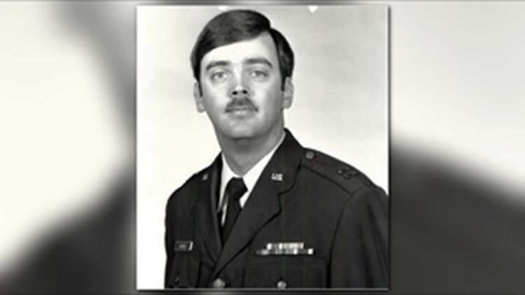 Air Force officer who vanished in 1983 is found in California