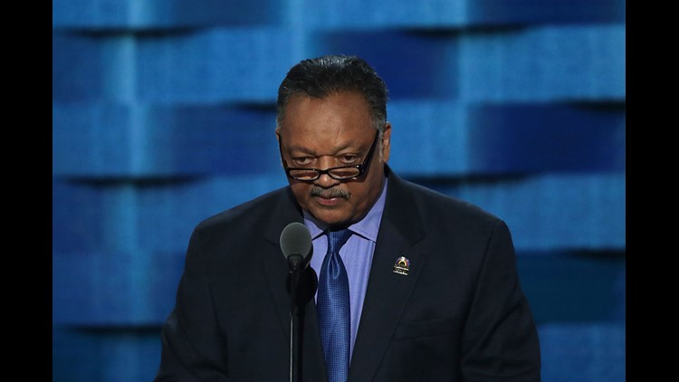 'After a battery of tests, my physicians identified the issue as Parkinson's disease, a disease that bested my father,' Rev. Jesse Jackson explained.