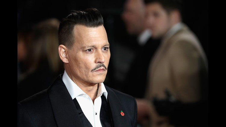 Johnny Depp was accused of domestic violence by his ex-wife, Amber Heard. However, Yates told Entertainment Weekly that Depp was 'full of decency and kindness, and that's all I see.'