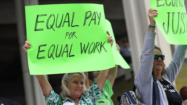April 10 is Equal Pay Day. It's not a day to celebrate