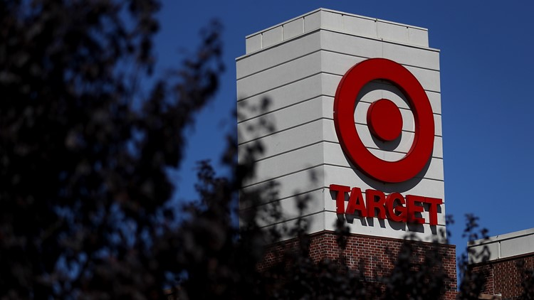The Target logo is displayed on the exterior of Target store on September 25, 2017 in San Rafael, California.  (Photo by Justin Sullivan/Getty Images)