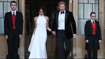 Meghan Markle and the Queen will make a joint appearance and ride on royal train